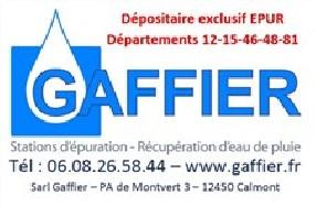 SARL GAFFIER Calmont