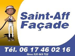 logo saint aff facade