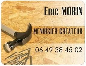 Eric MORIN Menuisier Créateur Auriol