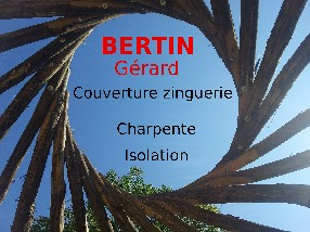 BERTIN Gérard Tourriers