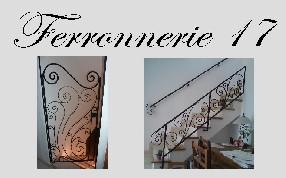 Ferronnerie 17 Saint Laurent de la Prée