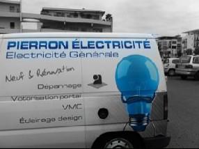 PIERRON électricité La Rochelle