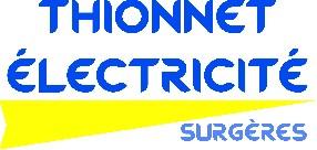 THIONNET ÉLECTRICITÉ SURGERES Surgères