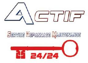 ACTIF SDM 24/24 Service Dépannage Maintenance La Rochelle