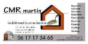 logo CMR martin