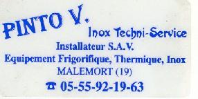 INOX TECHNI SERVICE Malemort sur Corrèze