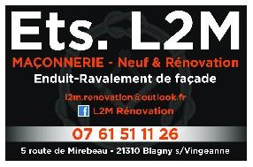 L2M RENOVATION Blagny sur Vingeanne