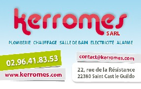 Kerromes Saint Cast le Guildo