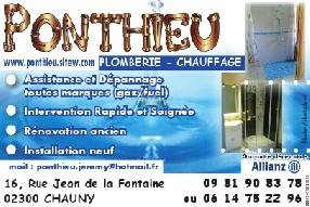 PONTHIEU Chauny