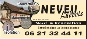 Entreprise Ludovic Neveu Jouy sur Eure