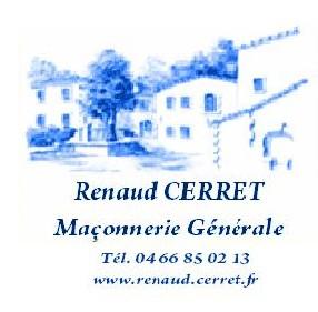 logo Cerret Renaud Maçonnerie Générale