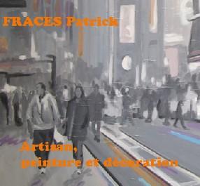 logo FRACES PATRICK ARTISAN PEINTURE ET DECORATION