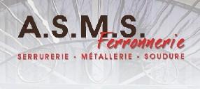 logo ASMS ferronnerie