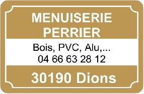 logo Menuiserie PERRIER