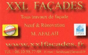 logo XXL FACADES