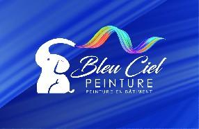 logo Bleu Ciel Peinture