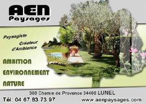 AEN Paysages Lunel
