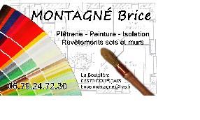 Montagné Brice Courçais