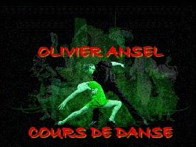 logo Olivier Ansel Cours De Danse