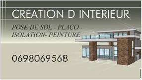 creation interieur Melesse