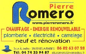 Pierre Romero Les Avenières