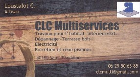 clc multiservices Saint Pandelon