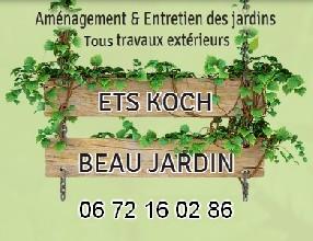Ets Koch & associés - Artisans Jardinier Paysagiste  Saint Galmier