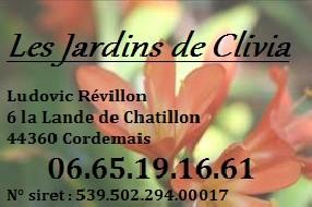 Les Jardins de Clivia Cordemais