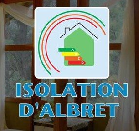 logo Isolation D'Albret