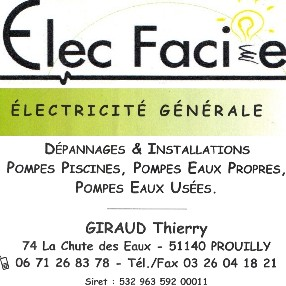Elec Facile Prouilly