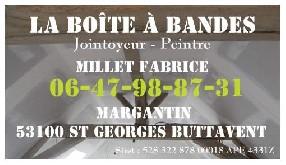 La Boîte à Bandes Saint Georges Buttavent