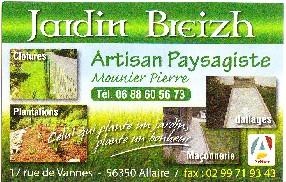 Jardin breizh Allaire