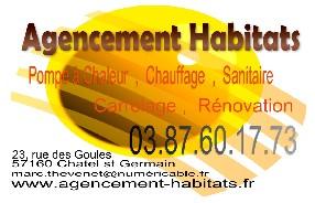 Agencement Habitats Châtel Saint Germain