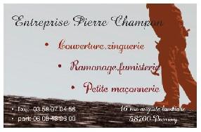 entreprise pierre champon Prémery