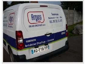 ARGOS ENERGIES - TOURNAUX Marquette lez Lille