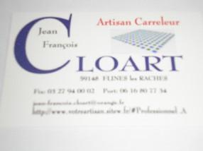 cloart jean francois Flines lez Raches
