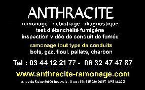 ANTHRACITE RAMONAGE Beauvais