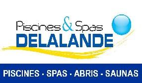 logo Piscines & Spas DELALANDE