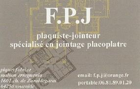 FPJ piquet fabrice Souraïde