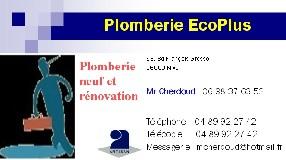 Plomberie EcoPlus Nice