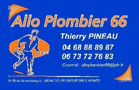 logo Allo plombier 66