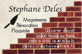Stephane Deles Molitg les Bains