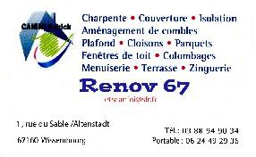 charpentier memmelshoffen 67250 avis et t l phones. Black Bedroom Furniture Sets. Home Design Ideas