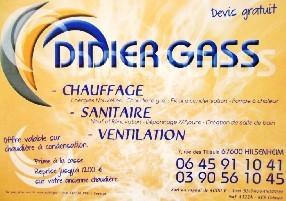 Sarl Didier Gass Hilsenheim
