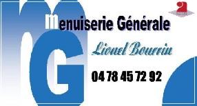 menuiserie générale Lionel bourrin Saint Genis les Ollières