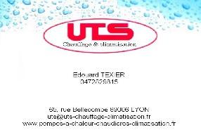 UTS chauffage et climatisation Lyon