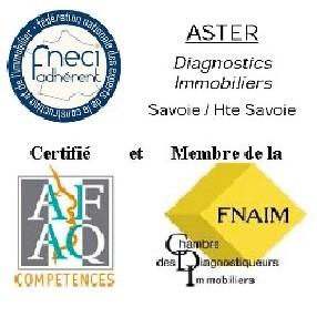ASTER Diagnostics Immobiliers Aix les Bains