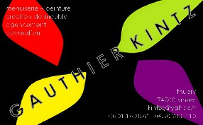 GAUTHIER KINTZ Vinzier