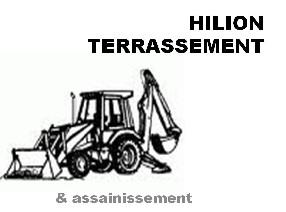 Hilion Terrassement & Service Le Teil
