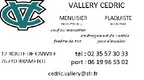 vallery cedric Brametot